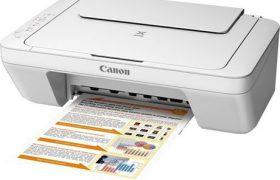 Canon Kablosuz Yazıcı Kurulumu İçin Yapılması Gerekenler