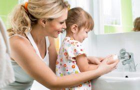 Çocuklarda el yıkama alışkanlığı ve önemi!