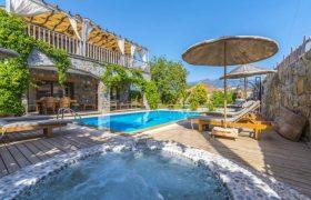Özel Havuzlu Villalarda Tatil Keyfi