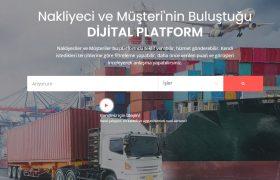 Nakliyeci Ve Müşterilerin Buluştuğu Dijital Platform