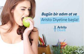 Aristo Diyeti ile İdeal Kilonuza Kolayca Ulaşabilirsiniz